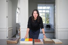 Irma Boom's Library, Where Pure Experimentalism Is on the Shelf - The New York Times