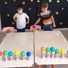Pre K Activities, Kindergarten, Crafts For Kids, Exercise, Play, Games, Ideas, Fun Activities, Infant Activities
