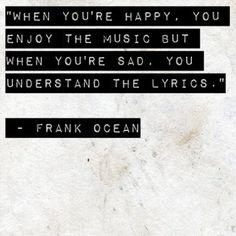 what we hear....