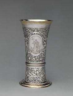 Fabricante de vaso de plata: Jeremias Jekel
