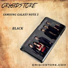 Vampire Diaries and Supernatural For Samsung Galaxy Note 3 Snap On and 3D Case