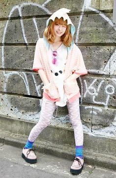 I want all of Kyary Pamyu Pamyu 's clothes