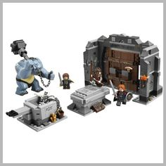 LEGO The Lord of the Rings becomes one of the dream toys favored by children. The interesting competition for LEGO The Mines of Moria be-awaited event. Better get LEGO The LOTR now and follow the competition.