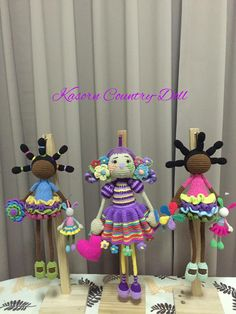 Beautiful Crochet, Amigurumi Doll, Crochet Dolls, Crochet Projects, Free Pattern, Diy And Crafts, Projects To Try, Country, Inspiration