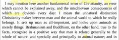 Arthur Schopenhauer on Dharmic environmentalism