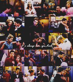 Ross and Rachel forever :)