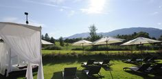 Liegewiese #ritzenhof #ritzensee #spaamsee #liegewiese #sonne #natur #see #genießen #erholung #urlaub Sauna, Hotel Spa, Gazebo, Outdoor Structures, Mountains, Nature, Travel, Perfect Place, Recovery