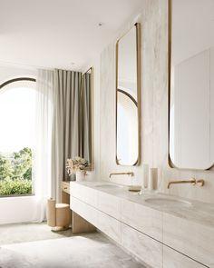 Home Interior Simple .Home Interior Simple Design Living Room, Design Bedroom, Bedroom Decor, Bathroom Interior Design, Bathroom Designs, Bathroom Trends, Beautiful Bathrooms, Modern Luxury Bathroom, Minimal Bathroom