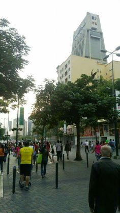 Sabana Grande #Caracas #Venezuela