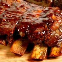 Coca-cola Ribs Recipe - probably the best ribs you will ever eat. I know what i'll be making in honor of this Memorial Day weekend :)