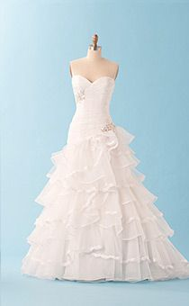 Wedding Gowns | Alfred Angelo Bridal Collection | Disney's Fairy Tale Weddings & Honeymoons