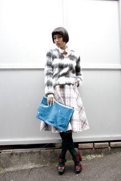 【STREET SNAP】吉田 愛 | Sister フロアマネージャー | ストリートスナップ | 渋谷(東京)|