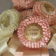 Vintage Horse Show Ribbons(via Equestrian ecstasy ♥)