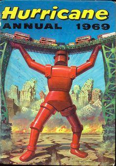 Hurricane Annual 1969