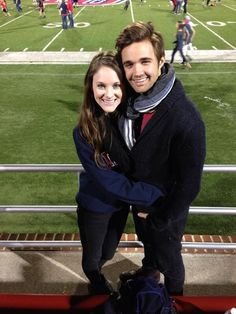 Kels and kyle on Liberty University campus for football game. Karen Kingsbury's daughter and Kyle from Anthem Lights! Spencer Kane, Karen Kingsbury, Anthem Lights, Liberty University, Christian Men, Class Of 2019, Great Bands, Daughter, Football
