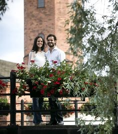Prince Carl Philip and his fiancée Sofia Hellqvist gave an exclusive interview to the Swedish newspaper Dalarnas Tidning about their love to each other.