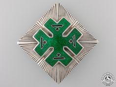 An Order of Ferdinand I, Grand Cross Star, c. Grand Cross, Ferdinand, Romania, Playing Cards, Stars, Decorations, Home, Bucharest, Playing Card Games