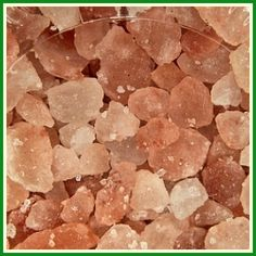 *i cant even eat white salt anymore, himalayan is SO good and so good for you..* What Himalayan Pink Salt Benefits Revealed to Me