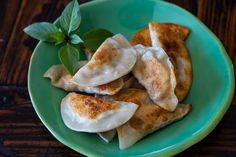While these may not look like your normal cutely folded potstickers, let me assure you that these are 100% even better. Not only are they easier and faster to fold (No delicate crimping of pleating)…