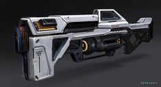 ArtStation - Weapon concepts, Sperasoft Studio