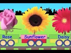 Learn Flower Train Learning For Kids Flowers Delivered Paper Flower Bouquet Paper Flowers For Kids