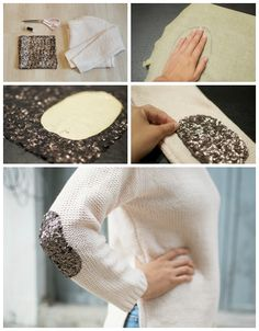 Couture Embroidery, Embroidery Fashion, Silk Ribbon Embroidery, Sewing Lessons, Sewing Hacks, Fabric Jewelry, Love Sewing, Diy Clothing, Sewing Techniques