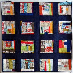 Cut Out & Keep Quilt | Flickr - Photo Sharing!