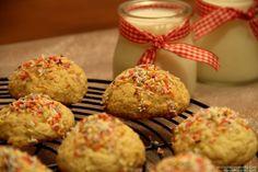 galletas con ricotta