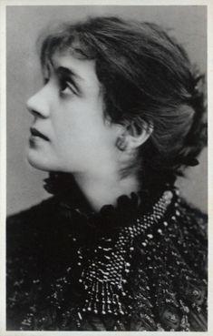 """saisonciel: """" Eleonora Duse, c. 1890 """""""