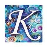 monogram letter k - Bing Images