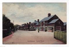 NORFOLK, SNETTISHAM, LYNN ROAD, 1909   eBay