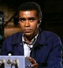 Greg Morris - noted actor