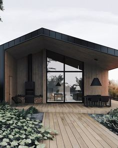 House styles architecture cabin Ideas for 2019 Design Exterior, Modern Exterior, Door Design, Design Design, Style At Home, Wood Architecture, Exterior Remodel, House In The Woods, Home Fashion