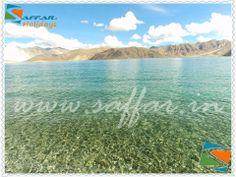 The #Pangong Lake, #Leh - #Ladakh