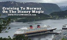 Cruising To Norway On The Disney Magic. #DisneyCruise