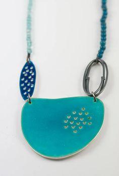 Caroline Finlay Jewellery   Flotsam Series Neckpieces