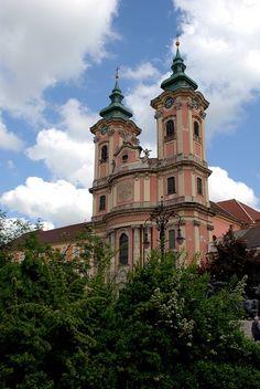 Minorite Church - Eger, Hungary
