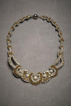 Potential wedding necklace