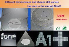 Bespoke Waterproof, Slim LED Panel-LED Board-LED Module
