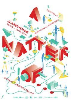 Sound:frame Festival Poster 2014 by LWZ