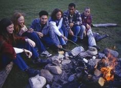 Backyard Camping Party Ideas for Teens