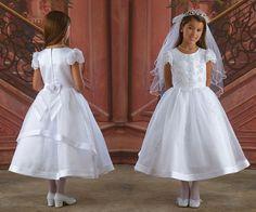 G249 flower girl dress first communion