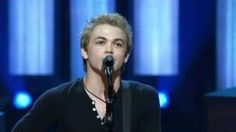 """Hunter Hayes performs """"Storm Warning"""" at the Grand Ole Opry, via YouTube."""