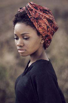 naturalblkgirlsrock: Nicki - Ghana Natural elegance