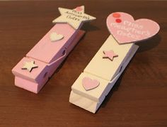 Magnetic large pegs (15cm)