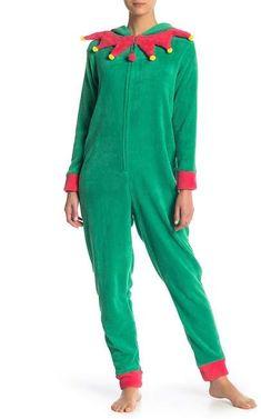 bea6106bd36bf7 Couture PJ Elf Jumpsuit Elves