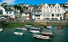 St Mawes, Cornwall, UK As fishing villages go, the whitewashed cottages and tidy tearooms of St. Mawes, in southern Cornwall, feel like a stage set. In this quiet backwater, fishermen sell their catch on a quay, and in the evenings, you will find them drinking Cornish-brewed Betty Stogs ale while playing snooker at the St. Mawes Billiards & Social Club. Visitors settle into the upper deck at Hotel Tresanton for posh Pimm's Cup cocktails with the seafaring crowd.