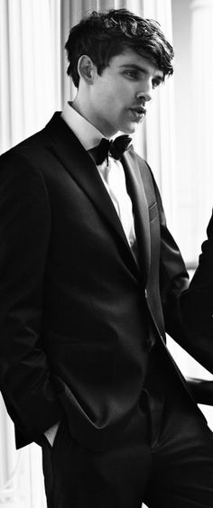 Colin Morgan - Best Dressed Northern Irish Male Stars.