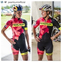 Sharped in sharpness ・・・ We love working with two of the BEST women in the world! Check out the latest PI Factory Team Kits thanks to The PI Custom Team! Bike Wear, Cycling Wear, Cycling Girls, Cycling Shorts, Cycling Jerseys, Cycling Outfit, Rash Guard Women, Bike Kit, Bike Style