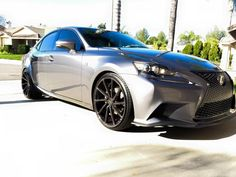 MPPSOCIETY Modified Cars 3isVader Lexus ISI350 Vossen wheels 02